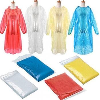 Disposable Rain Jackets
