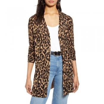Linen Sweater & Cardigans