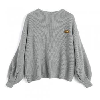 Raglan Sleeve Sweater & Cardigans