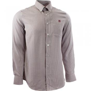 Baseball Button-Ups Dress Shirts