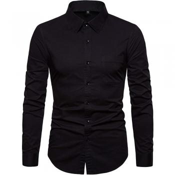 Formal Button-Ups Dress Shirts