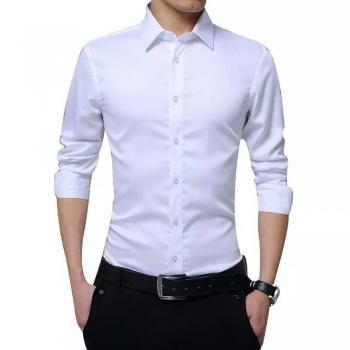 Full Sleeve Button-Ups Dress Shirts