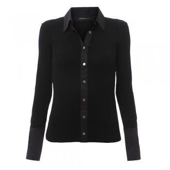 Jersey Button-Ups Dress Shirts
