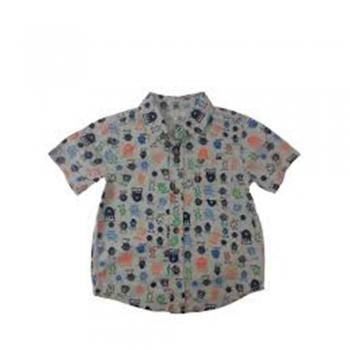 Kids Button-Ups Dress Shirts