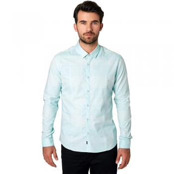 Night Button-Ups Dress Shirts