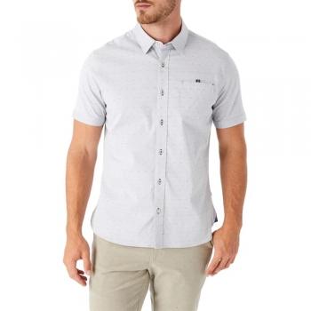 Short Sleeve Button-Ups Dress Shirts