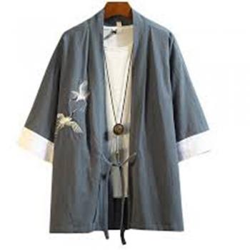 Male Kimonos   Caps