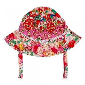 Wedding kimonos and Caps