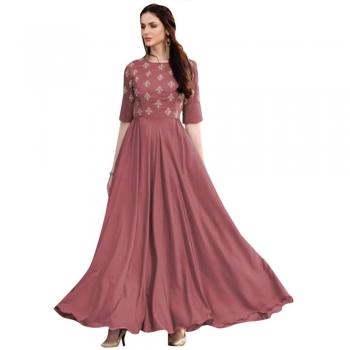 Gown Style Kurtis