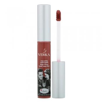 Dark red apple lipsticks