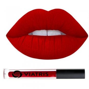 Matte red lipsticks