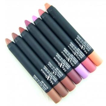 Velvet Matte Lip Color