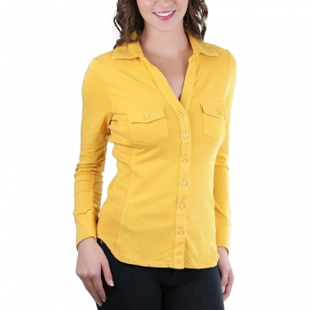Pocket style Shirts and Blouses