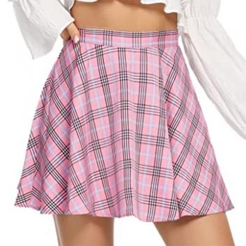 Mini Shorts and Skirts