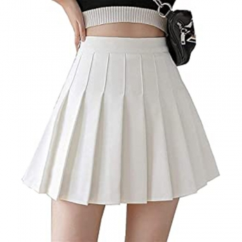 Pleated Shorts and skirts