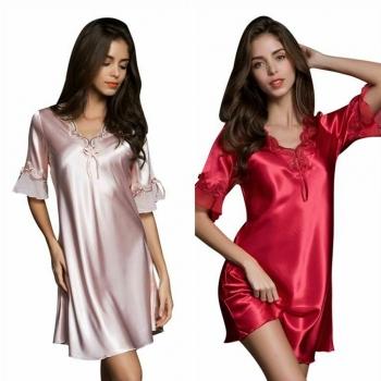 Short Nighty Sleepwear   Nightwear
