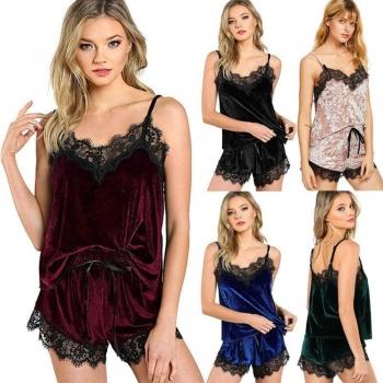 Top   Shorts Sleepwear   Nightwear
