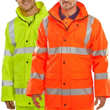 High-Visibility Suits and Workwear