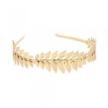 Golden Laurel Headbands