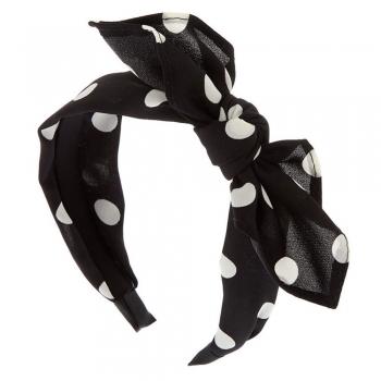 The Polka Dot Headband