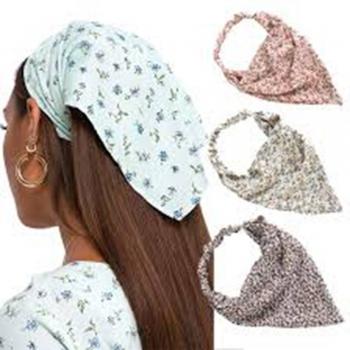 The Scarf Headband
