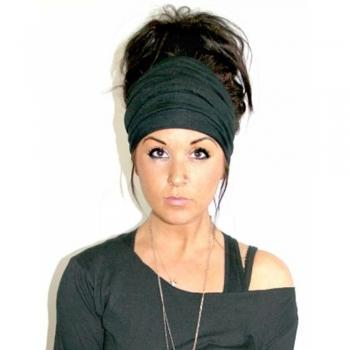 Wide Headbands